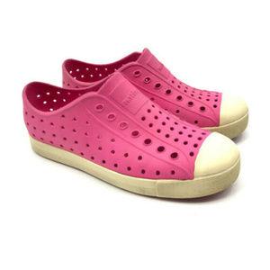 Native Jefferson Sneaker Shoes Girls J2